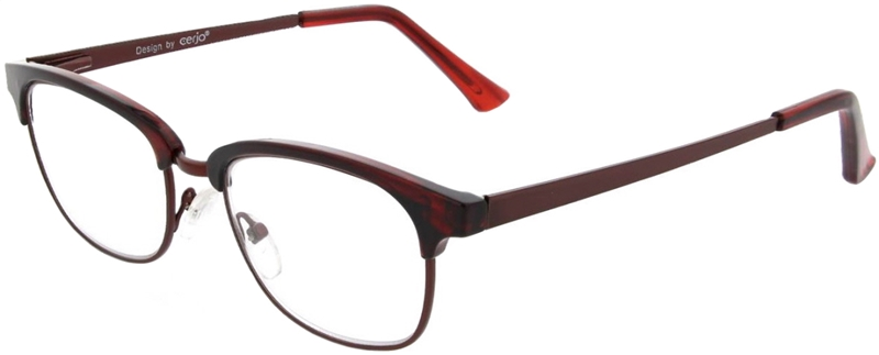 Reading glasses metal 1.00