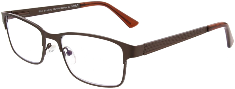 Reading glasses metal 1.00 BB