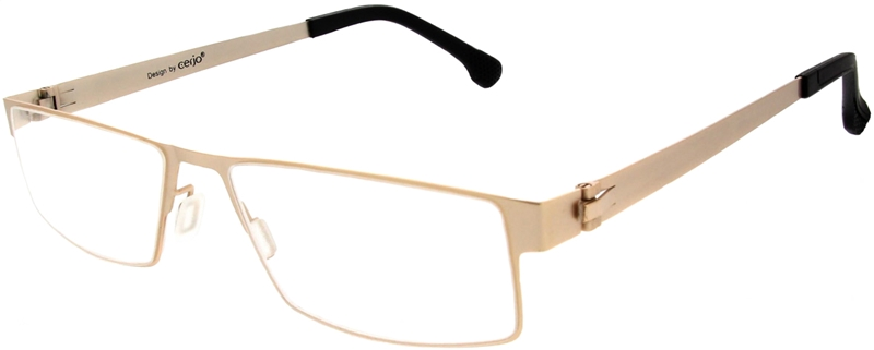 015.271 Reading glasses metal 1.00