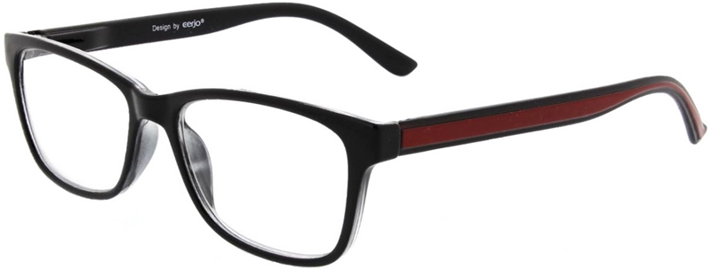 016.651 Reading glasses plastic 1.00