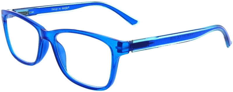 016.661 Reading glasses plastic 1.00