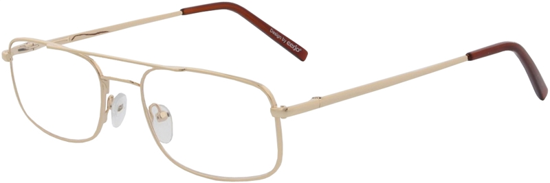 015.251 Reading glasses metal 1.00