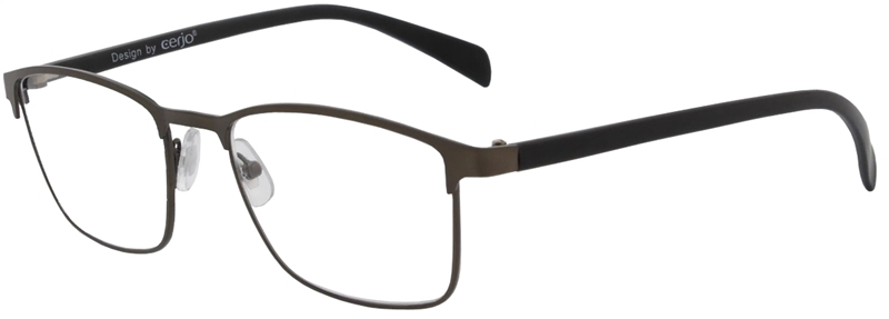 015.301 Reading glasses metal 1.00