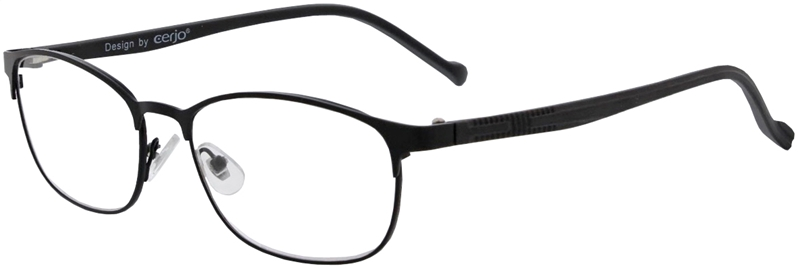 015.371 Reading glasses metal 1.00