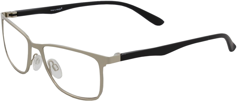 015.591 Reading glasses metal 1.00