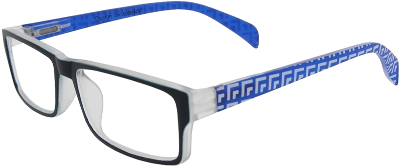 016.801 Reading glasses plastic 1.00