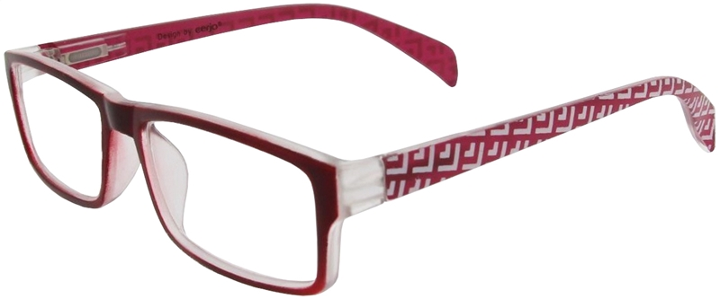 016.851 Reading glasses plastic 1.00