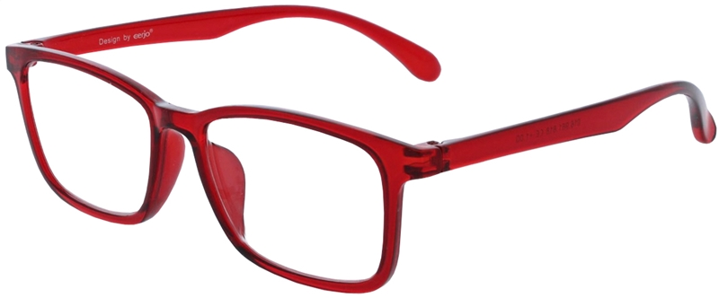016.961 Reading glasses plastic 1.00