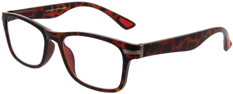 016.191 Reading glasses plastic 1.00 BB