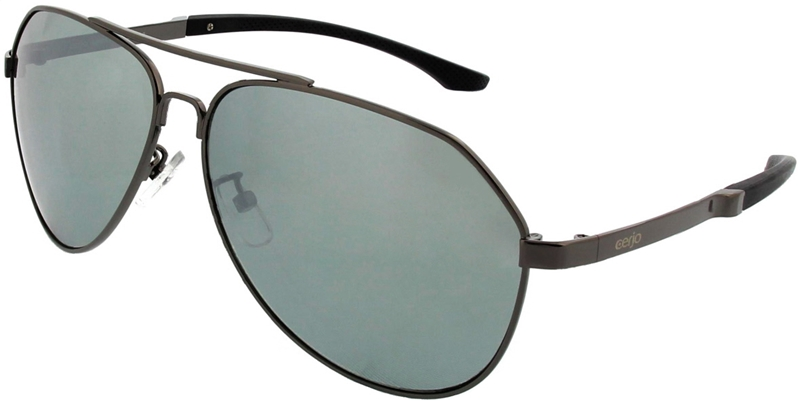 082.201 Sunglasses SWISS HD metal pilot