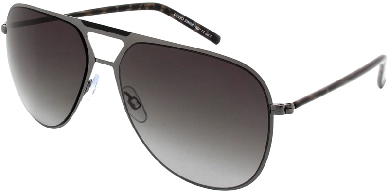 082.231 Sunglasses SWISS HD metal pilot