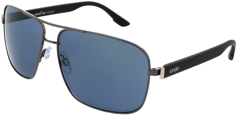 082.261 Sunglasses SWISS HD metal pilot