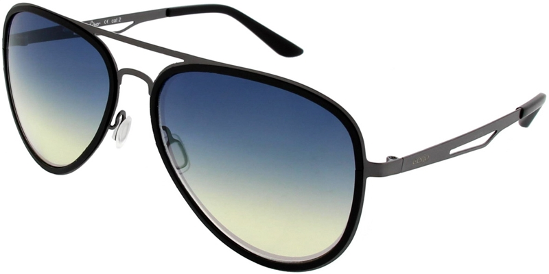 082.301 Sunglasses SWISS HD metal pilot