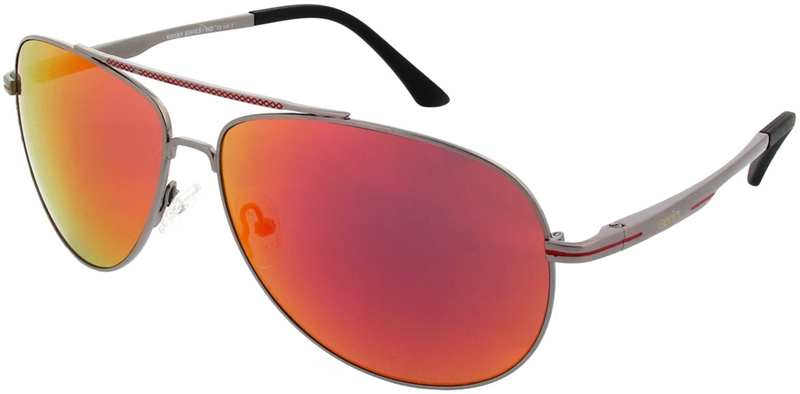 082.311 Sunglasses SWISS HD metal pilot