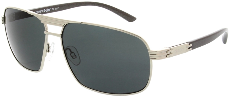 083.561 Sunglasses SWISS HD metal unisex