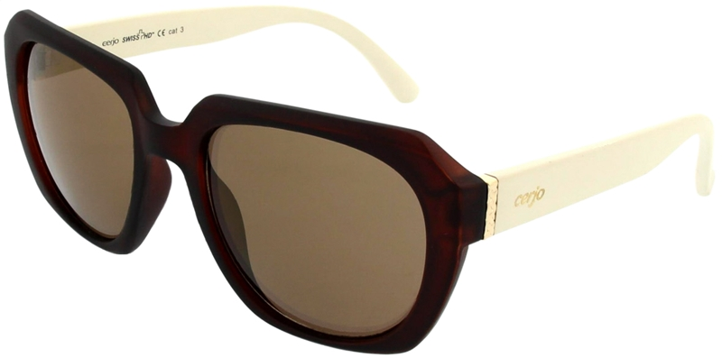 085.141 Sunglasses SWISS HD plastic lady
