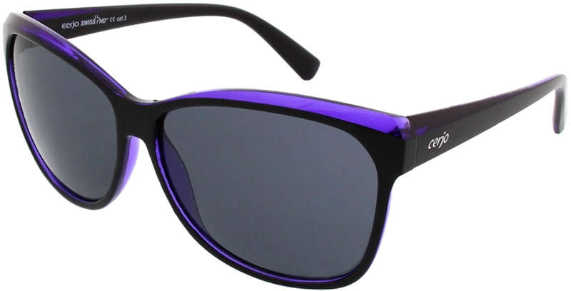 085.221 Sunglasses SWISS HD plastic lady