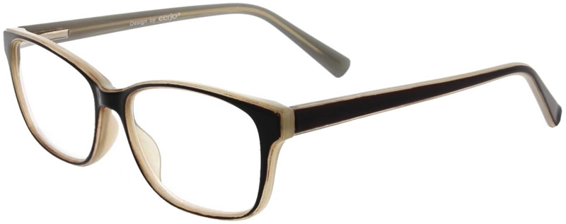 016.301 Reading glasses plastic 1.00