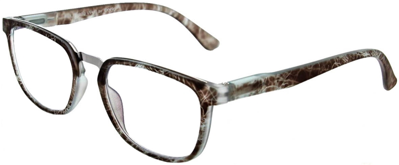 216.296 Reading glasses Blue Blocker 2.50
