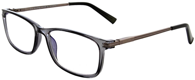216.276 Reading glasses Blue Blocker 2.50