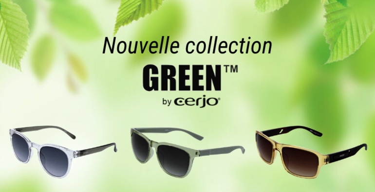 Collection Green™ by cerjo®