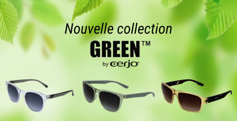 La collection Green™ by cerjo®