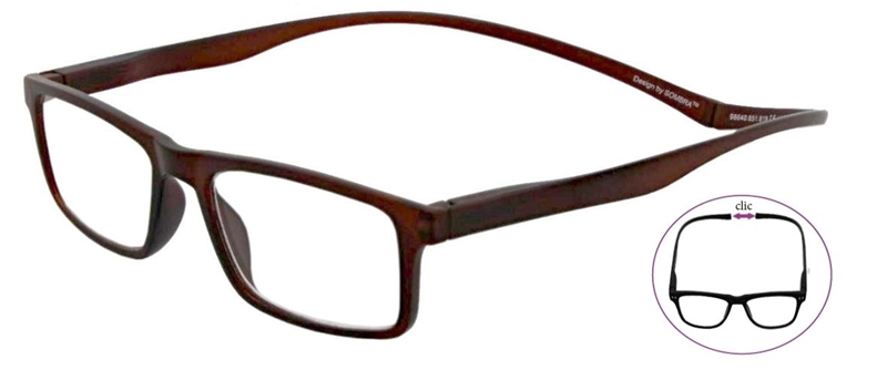 98640.851 Reading glasses plastic 1.00