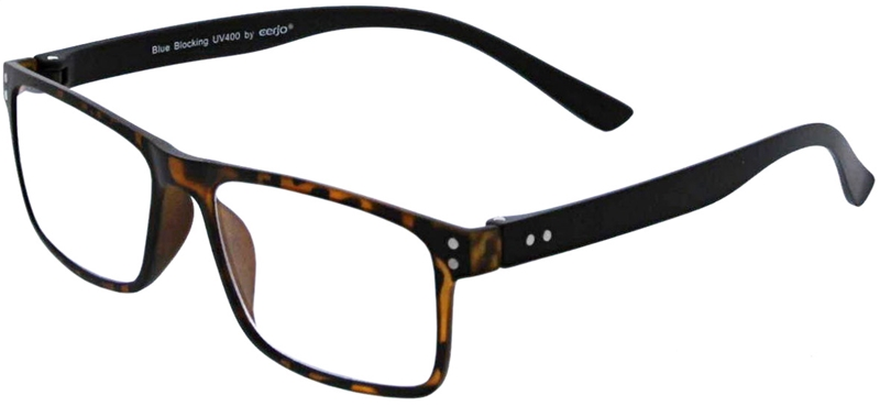 216.756 Reading glasses Blue Blocker 2.50
