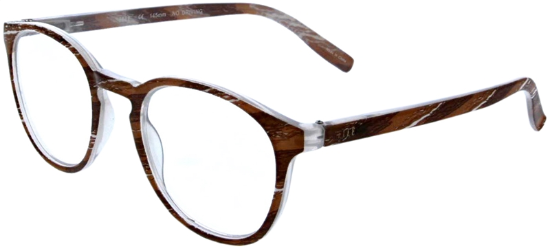 EL15933/BR1.00 Reading glasses ELLE 1.00