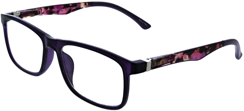 EL15934/PU1.00 Reading glasses ELLE 1.00