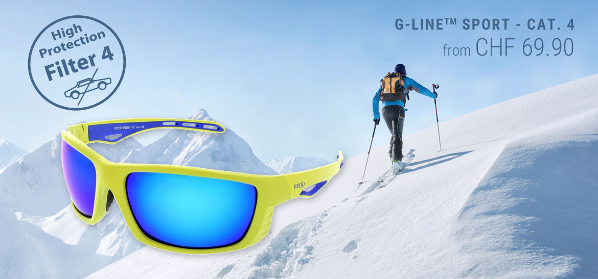 G-Line Sport Cat. 4 from CHF 69.90